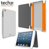 Tech21 Impact Snap with Cover for iPad Mini - White