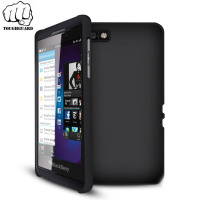ToughGuard Shell Case for Blackberry Z10 - Black