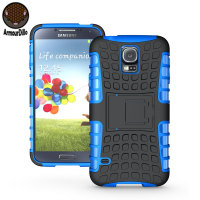 Capa ArmourDillo Hybrid Protective para Samsung Galaxy S5 - Azul