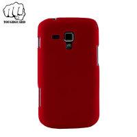 Custodia ToughGuard per Samsung Galaxy Trend Plus - Rosso