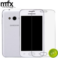MFX Samsung Galaxy Ace 4 Screen Protector 5-in-1 Pack
