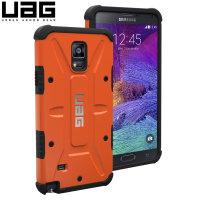 Custodia Protective UAG per Samsung Galaxy Note 4 - Outland - Arancione