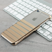 Funda iPhone 6s Plus / 6 Plus X-Doria Engage - Oro Champán