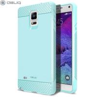 Obliq Flex Pro Samsung Galaxy Note 4 suojakotelo - Minttu