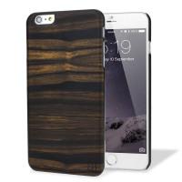 Man&Wood iPhone 6S Plus / 6 Plus i äkta trä - Ebony