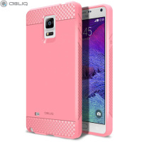 Obliq Flex Pro Samsung Galaxy Note 4 Case - Pink