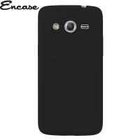 Flexishield Case voor Samsung Galaxy Core 4G - Zwart