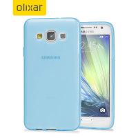 Custodia FlexiShield Encase per Samsung Galaxy A5 2015 - Celeste
