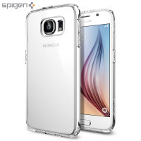 Spigen Ultra Hybrid Samsung Galaxy S6 Case - Clear