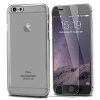 MFX Total Protection iPhone 6 Skal och Skärmkydd-Pack - Transparant