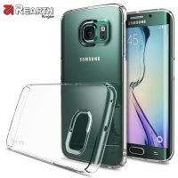 Coque Samsung Galaxy S6 Edge Rearth Ringke Slim – Crystal