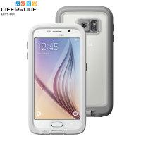LifeProof Fre Samsung Galaxy S6 Skal - Vit