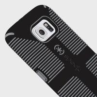 Speck CandyShell Grip Samsung Galaxy S6 Skal - Svart / grå