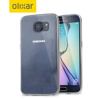 Olixar FlexiShield Ultra-Thin Samsung Galaxy S6 Gel Case - 100% Clear