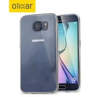FlexiShield Ultra-Thin Samsung Galaxy S6 Gel Case - 100% Clear