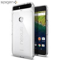 Spigen Ultra Hybrid Nexus 6P Case - Crystal Clear