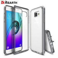 Rearth Ringke Fusion Samsung Galaxy A3 2016 Case - Smoke Black