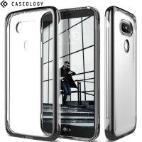 Caseology Skyfall Series LG G5 Skal - Svart / Klar