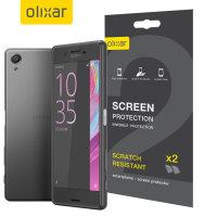 Olixar Sony Xperia X Screen Protector 2-in-1 Pack