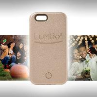 LuMee iPhone 5S / 5 för perfekt selfie ljus - Rosé Guld