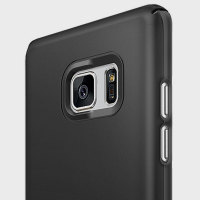 Rearth Ringke Slim Case Samsung Galaxy Note 7 Hülle in Schwarz