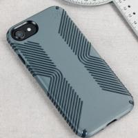 Speck Presidio Grip iPhone 7 Tough Skal - Grå