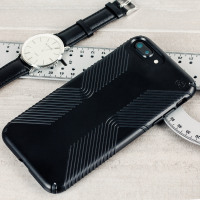 Speck Presidio Grip iPhone 7 Plus Tough Case - Black