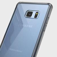 Rearth Ringke Fusion Samsung Galaxy Note 7 Case - Smoke Black