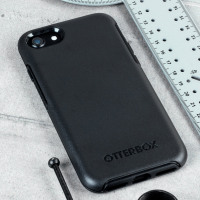 OtterBox Symmetry iPhone 8 /  7 Case - Black