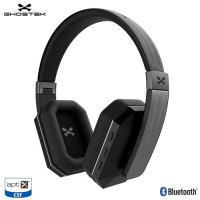 Ghostek SoDrop 2 Premium Bluetooth Noise Reduction Headphones - Black