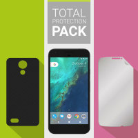 Olixar Total Protection Google Pixel XL Case Hülle Displayschutzpack