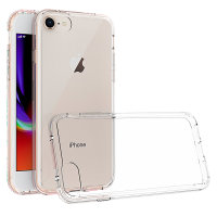 Olixar ExoShield Tough Snap-on iPhone 8 Case  - Crystal Clear