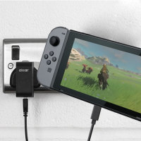 High Power Nintendo Switch Wall Charger & 1m Cable