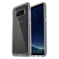 OtterBox Symmetry Clear Samsung Galaxy S8 Case - Stardust