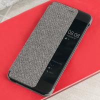 Official Huawei P10 Smart View Flip Deksel - Grå