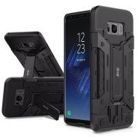 Cover Samsung Galaxy S8 Tough - Olixar XTrex con cavalletto