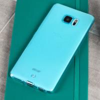 Olixar FlexiShield HTC U Ultra Gel Case - Blue