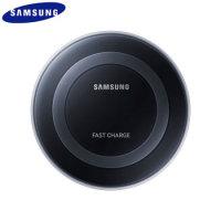 Cargador Inalámbrico Qi Oficial Samsung Galaxy S8 / S8 Plus Carga Rápida - Negro