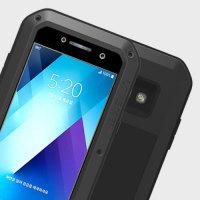 Love Mei Powerful Samsung Galaxy A3 2017 Protective Case - Black