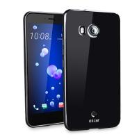 Olixar FlexiShield HTC U 11 Gelskal - Svart