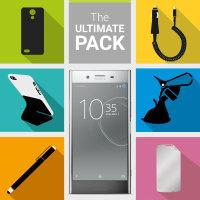 The Ultimate Sony Xperia XZ Premium Accessory Pack