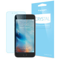 Spigen Crystal iPhone 8 / 7 Film Screen Protector - Three Pack