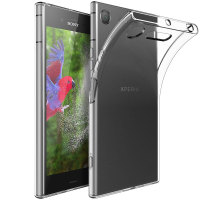 Olixar Ultra-Thin Sony Xperia XZ1 Case - 100% Clear