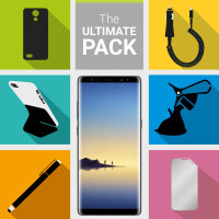 The Ultimate Samsung Galaxy Note 8 Accessory Pack