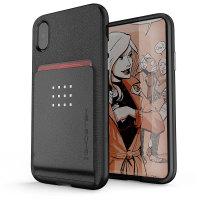 Ghostek Exec Series iPhone X Wallet Case - Black