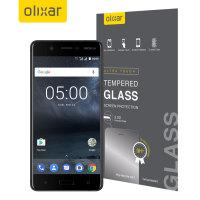 Olixar Nokia 5 Tempered Glass Screen Protector