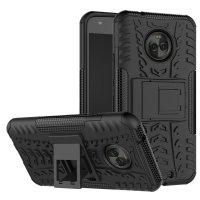 Olixar ArmourDillo Motorola Moto X4 Protective Case - Black
