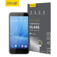 Olixar HTC U11 Life Tempered Glass Screen Protector
