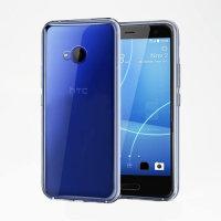 Olixar Ultra-Thin HTC U11 Life Gel Case - 100% Clear