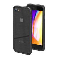 ThanoTech K11 iPhone 8 / 7 Aluminium Bumper Case - Black